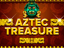 Видео-слот Aztec Treasure