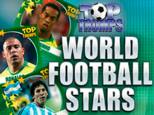 Слот Top Trumps World Football Stars
